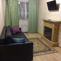 Уютная квартира с камином
