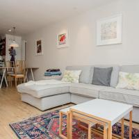 Spacious 2 Bedroom Flat With Communal Garden