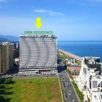 Orbi Residence first line from the sea