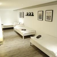 Zaraz Fair Rooms