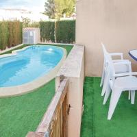 Three-Bedroom Holiday Home in Cartagena