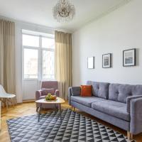 Daily Rooms Apartment at Tverskaya 450 meters to Kremlin