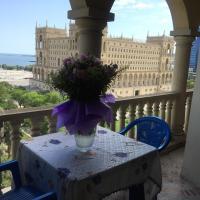 Apartment on Gadzhibekova 33/35