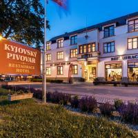 Kyjovský pivovar - hotel, restaurace, pivní lázně
