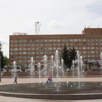 Гостиница Подмосковье- Подольск