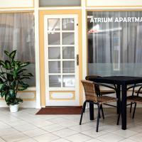 Átrium apartman