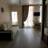 Apartment on Krymskaya 19