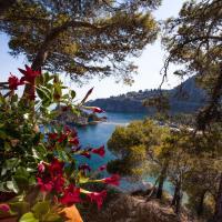 Casa dell'Isola Bella Taormina mare