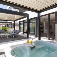 Luxury Apartment Periska with jacuzzi & pool