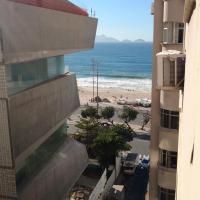 Apartamento em Copacabana com vista mar (Posto 5)