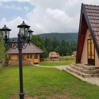 Mountain house Popović Tara