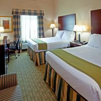 Holiday Inn Express North Bergen-Lincoln Tunnel