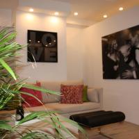 Patio City Center Apartment