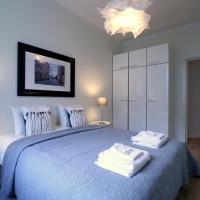 Spacious and beautiful two-bedroom apartment from atmospheric Kruununhaka