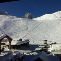 Residence odalys rond point des pistes