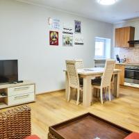 City view apartment on Sukhanova 6A
