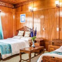 4-BR houseboat on Nigeen Lake, Srinagar, by GuestHouser 27307