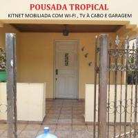 Kitnet Pousada Tropical