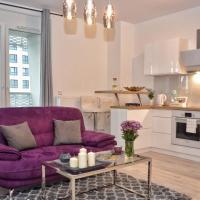 Apartament PURPLE&WHITE - Sikorskiego 3R