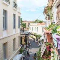 Easy Life Home Great View & Location in Plaka