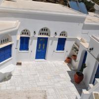Traditional Cycladic villa in Tinos island