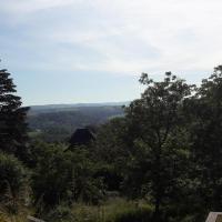 Gîte au calme avec point de vue proche Turenne