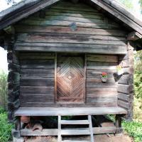 Lillhärbret på Oklagård