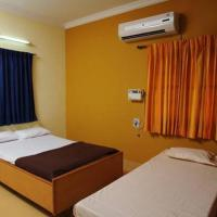 Apartment with parking in Tiruchirappalli, by GuestHouser 22304