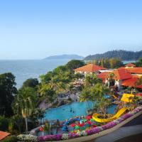 Swiss-Garden Beach Resort, Damai Laut