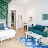 New, cozy home in the heart of Budapest