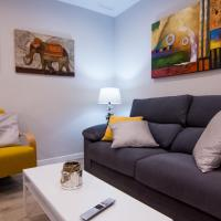 Moderno y centrico apartamento en ARGUELLES