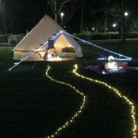Glamping Kaki - Medium Bell Tent