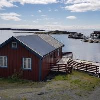 Terjes waterfront Cabin
