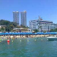 Departamento con vista Playa Caleta