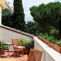 Piccolomini San Peter - terrace flat