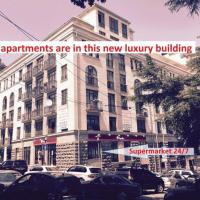 Luxury Apartment At Freedom Square
