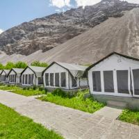 Tent stay in Hunder, Nubra Valley, by GuestHouser 60886