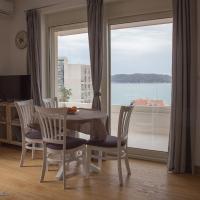 New seaview apartment in Rafailovici