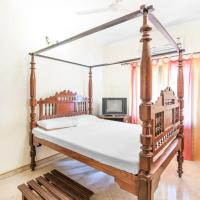 4-BR villa in Saligao, Goa, by GuestHouser 30160