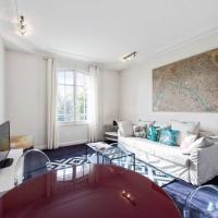 Nice 2bed flat with view on Champ de Mars!