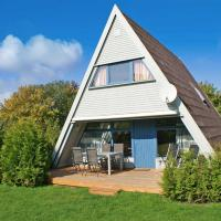 Zeltdachhaus mit WLan und Zaun