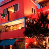 Casa Rosa y Casa del Café Catemaco