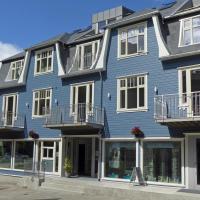 Bakkegata - The blue House