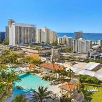 Surfers Paradise 2 bedroom 1 bathroom Water View Apartment