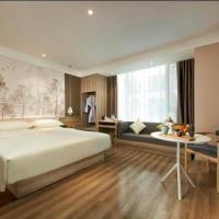 New Century Manju Hotel Wanda Plaza Minhang Shanghai
