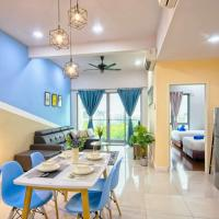 Elegant Living at Loft Imago KK