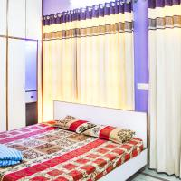 2-BR homestay in Gomti Nagar, Lucknow, by GuestHouser 2849