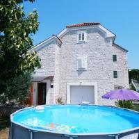 Traditional Dalmatian family house