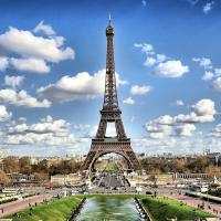 "incredible view ""Eiffel Tower"""