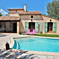 Villa , piscine, 10 mn sea,near St Paul/ Vence et cagnes/mer